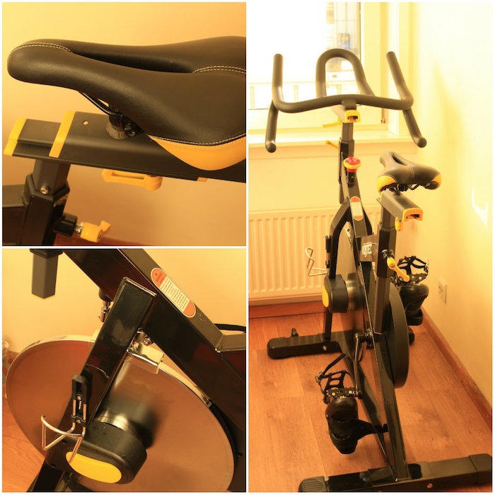 Kenny Joyce Vortec V901SRH vélo d'appartement de spinning