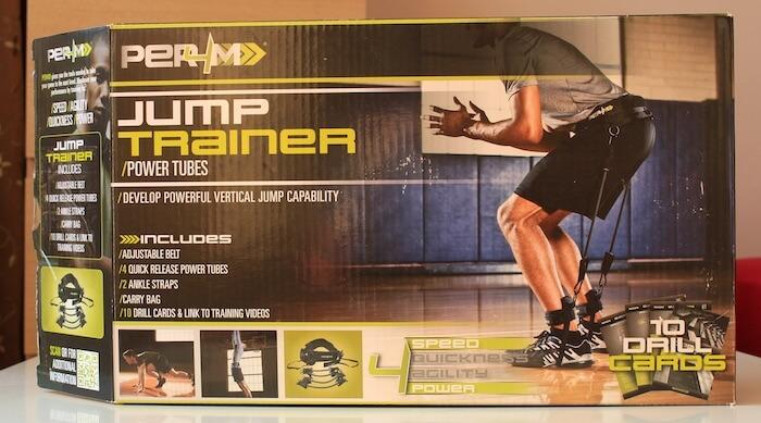 Jump trainer, un système d'entrainement pour travailler sa détente à l'aide d'élastiques