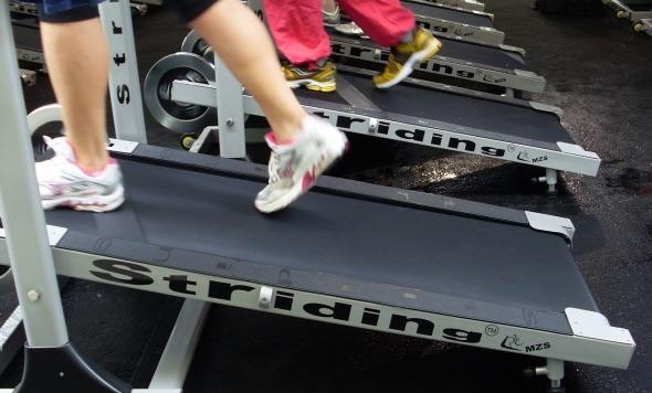 Tapis roulant de striding/walking