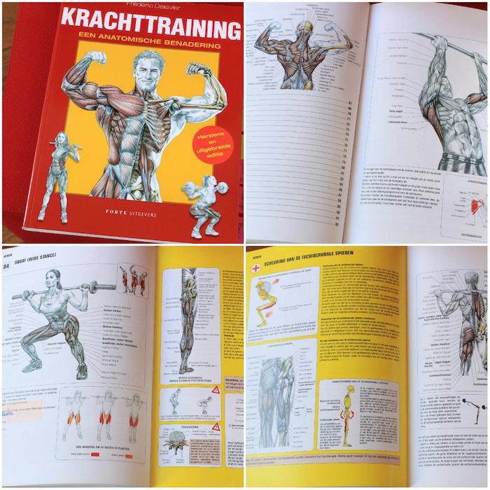 Livre anatomie pour la musculation de Frederic Delavier
